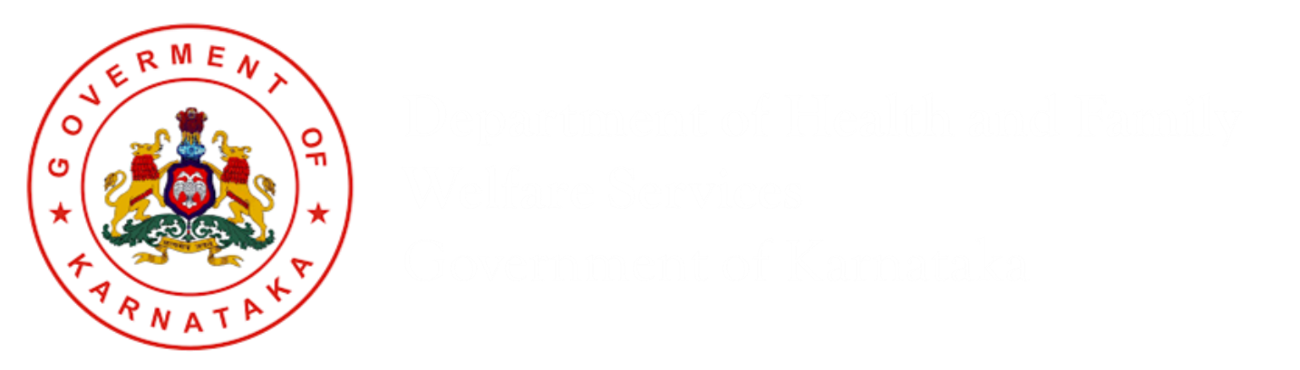 Department of Health and Family Welfare Services - Government of Karnataka