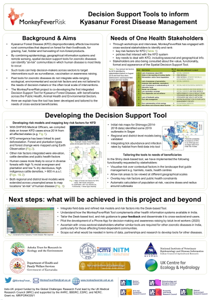 Poster - Decision Support Tool - KFD project