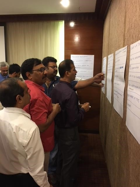 Stakeholders ranking key risk factors that make forest communities susceptible to KFD