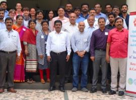 KFD stakeholder workshop participants, August 2018 - photo Darshan Naryan